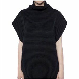 Victoria Beckham Wool Ribbed Sweater